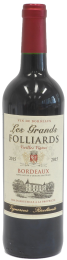 Bordeaux Les Grands Folliards 2015