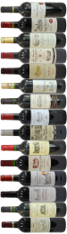 14+1 Bordeaux 2015er Degustations Paket